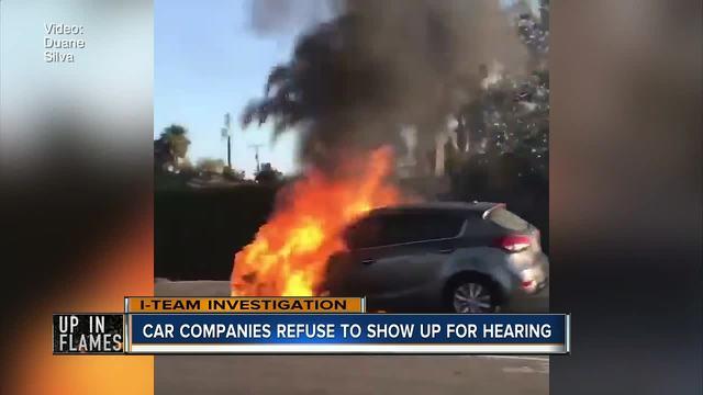 I-Team- KIA- Hyundai CEOs refuse to attend Senate hearing to explain…