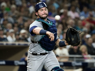 Rays trade Mallex Smith for catcher Mike Zunino