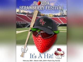 Ticket scam alert: Strawberry Festival