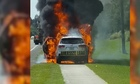 Drivers say Kia's not interested in fire reports