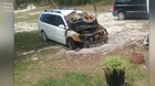 Kia claims no defect after car goes up in flames