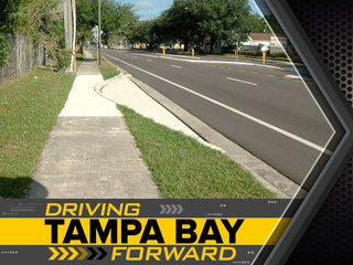Drivers complain about U-turns along Himes Ave.