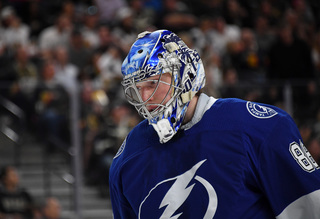 Bolts Vasilevskiy out 4-6 weeks with fracture