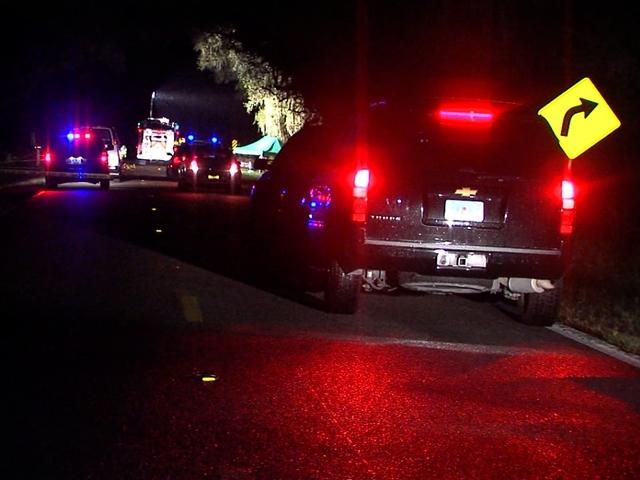 Man set on fire in Manatee County, deputies say