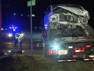 3 trauma alerts, 5 other injuries in Pasco crash