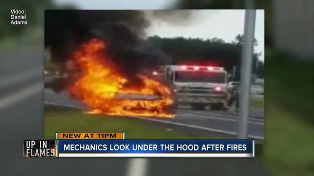 I-Team- Some Kia car fires may be caused by work done during engine…