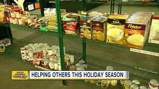 Meto Ministries' Holiday Tent open for donations