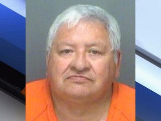 Man arrested for molesting 4 underage girls
