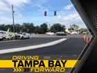 Riverview intersection to get temporary light