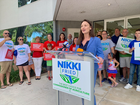 Nikki Fried elected Commissioner of Agriculture