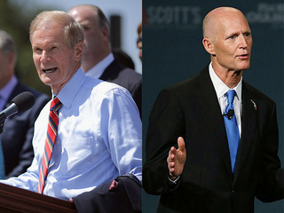 Nelson concedes to Scott in Senate race