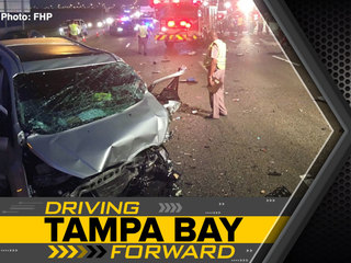 Tampa Bay leads the state in DUI crashes