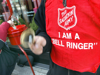 Salvation Army needs bell ringers around Tampa