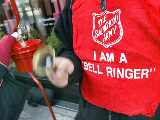 Salvation Army Is Looking For Volunteers