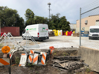 Medical waste stored in trailers for 14 months